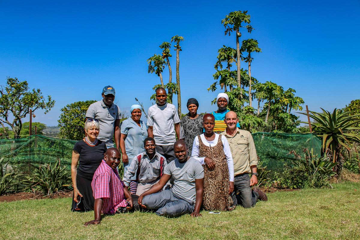 Small Scale Agroecology Orientation Course – Enaleni Farm, KZN